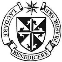 Znak Řádu bratří Kazatelů - Laudare Benedicere Praedicare