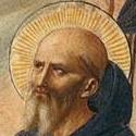 svatý Benedikt Zakladatel Řádu Benediktinů