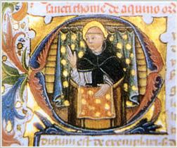 Svatý Tomáš Akvinský O.P. Doctor Angelicus