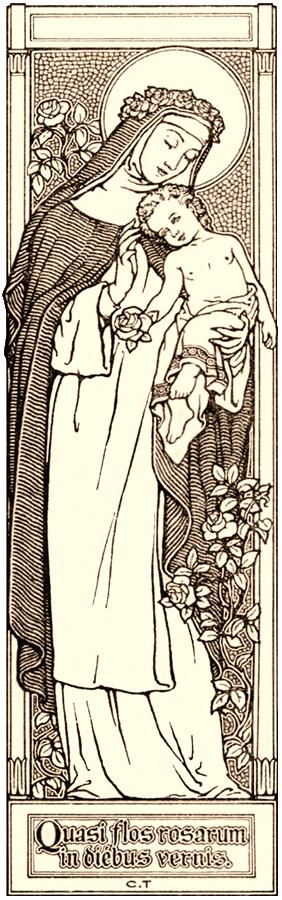 Svatá Růžena z Limy